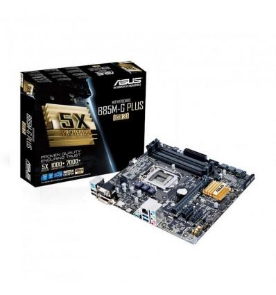 Asus B85M-G Plus 1150 USB 3.1