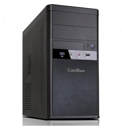 Coolbox M55 Micro ATX con fuente