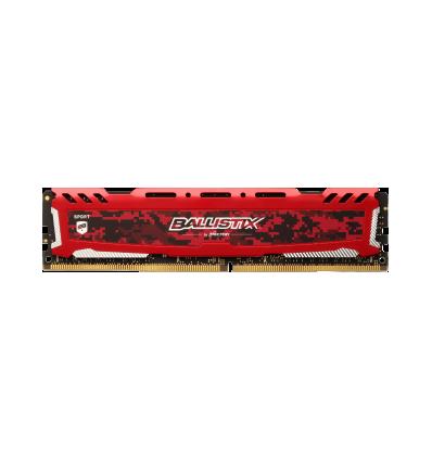 Crucial 8GB DDR4 2400MHZ BLS8G4D240FSE