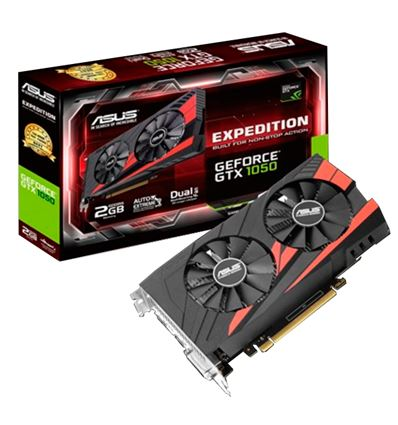 TARJETA GRAFICA ASUS EXPEDITION GTX1050 2GB - TG01AS65