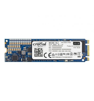 Disco SSD Crucial MX300 525GB M.2