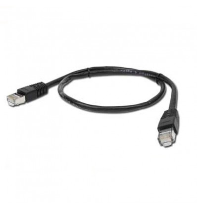 Cable de Red Iggual Cat. 5e 2m Negro