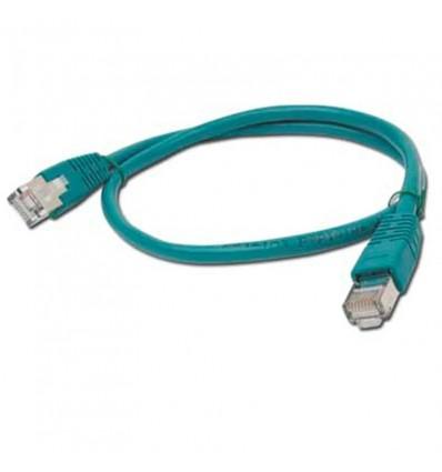 Cable de Red Iggual Cat. 5e 2m Verde