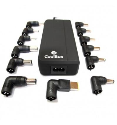 Cargador para portátil universal Coolbox 90W