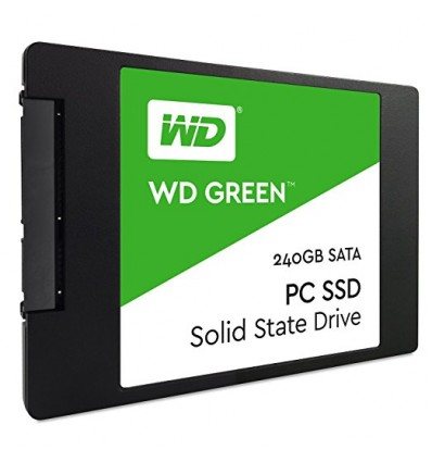 Disco SSD WD 240 GB SATA Green