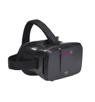 Gafas VR Woxter NEO VR1 3D Negro