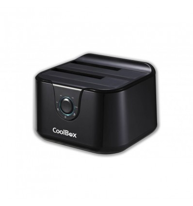 "Docking Station Coolbox USB 3.0 2.5"" 3.5"""