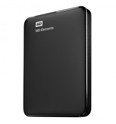 Disco duro externo WD Elements de 2TB 2.5 Negro USB 3.0