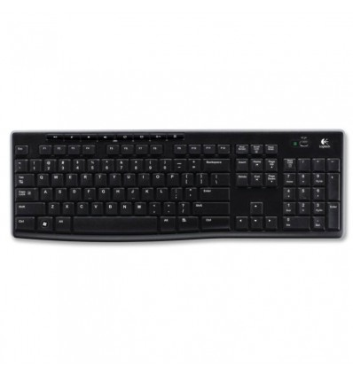 Teclado Logitech K270 Wireless