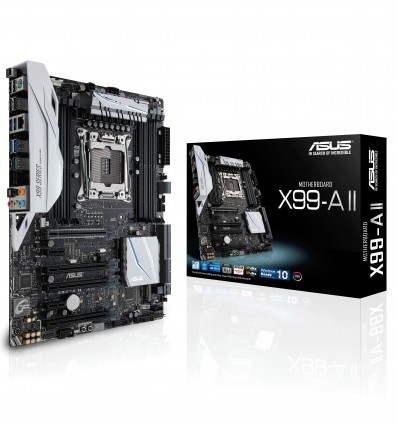 Asus X99-A II - Placa base 2011-3