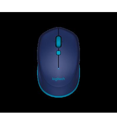 Logitech M535 Bluetooth Ratón Láser Azul