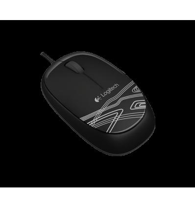 Ratón Logitech M105 Negro USB