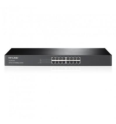 Switch TP-Link TL-SG1016D 16 puertos 10/100/1000
