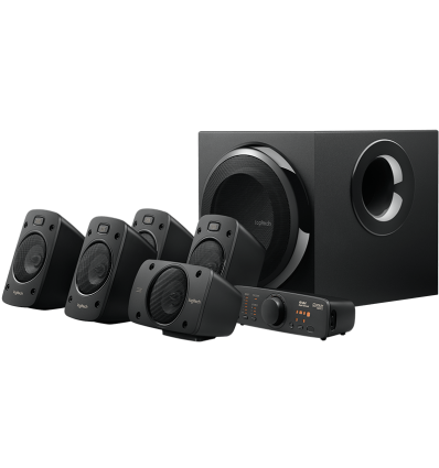 Logitech Z906 500W 5.1 THX Digital Home Cinema