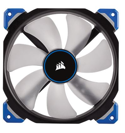 VENTILADOR CORSAIR CAJA ML140 LED AZUL - VN01CO05